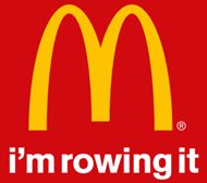 McD Im rowing it