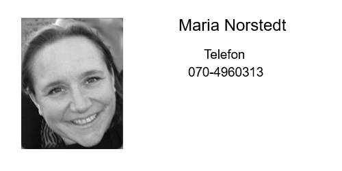 Maria Norstedt
